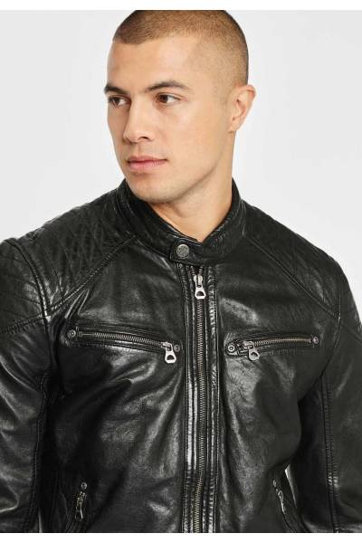 Gipsy boy Gorey Black Lagav jacket