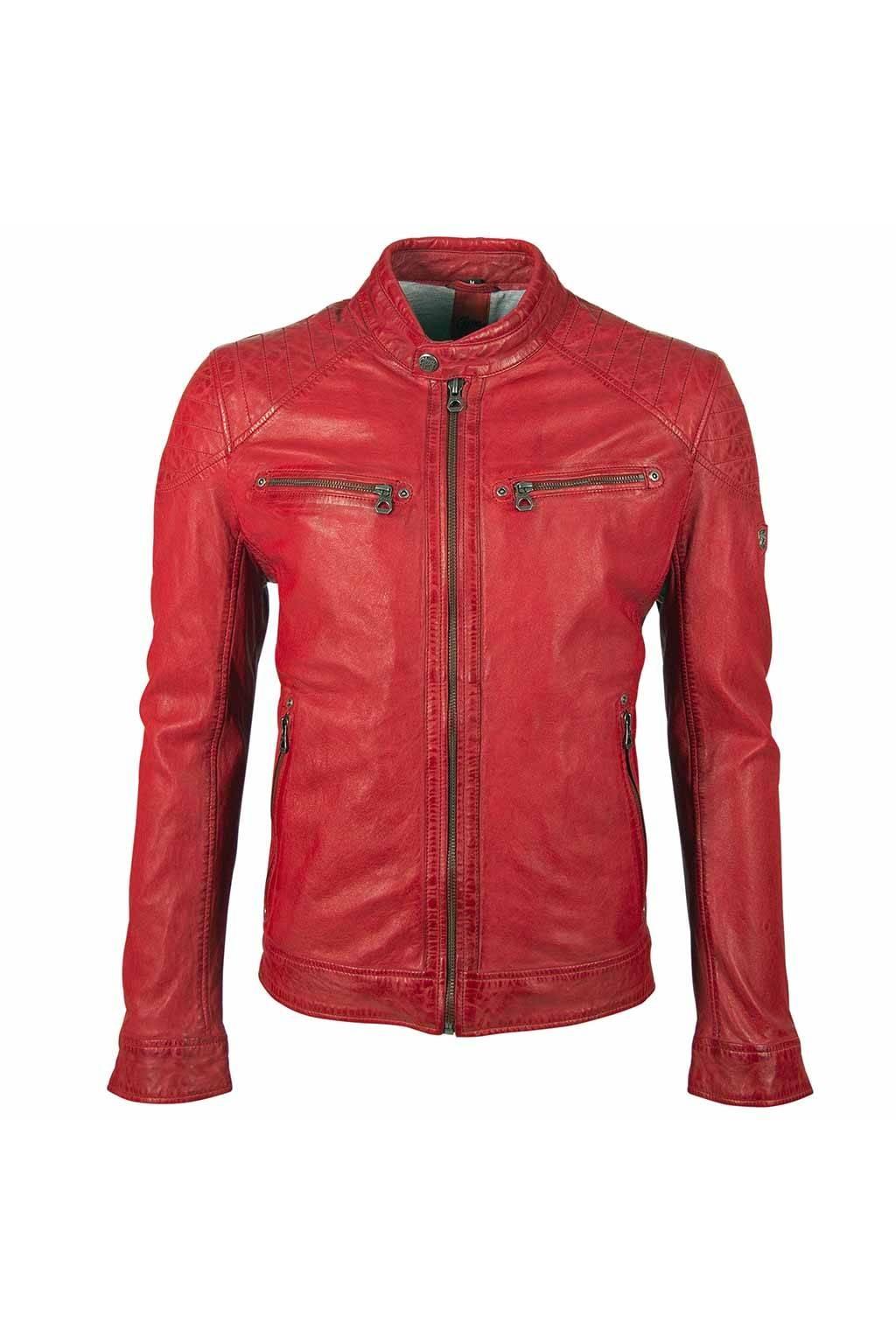 Gipsy boy Gorey Red Lagav jacket
