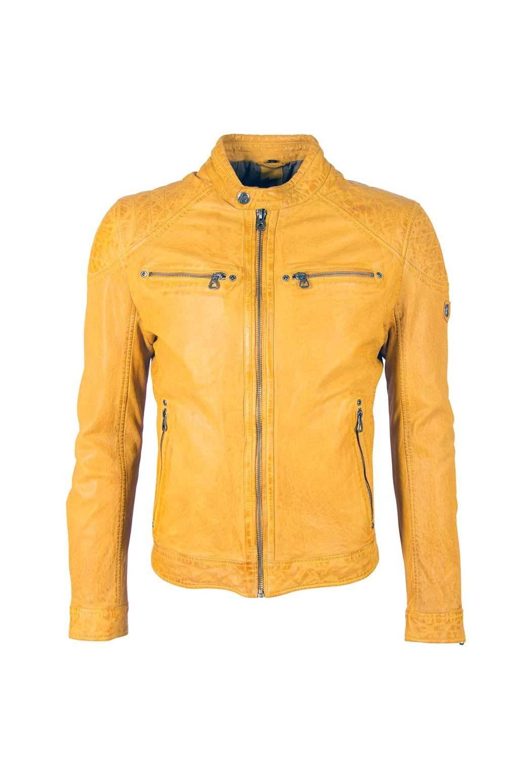Gipsy boy Gorey yellow Lagav jacket