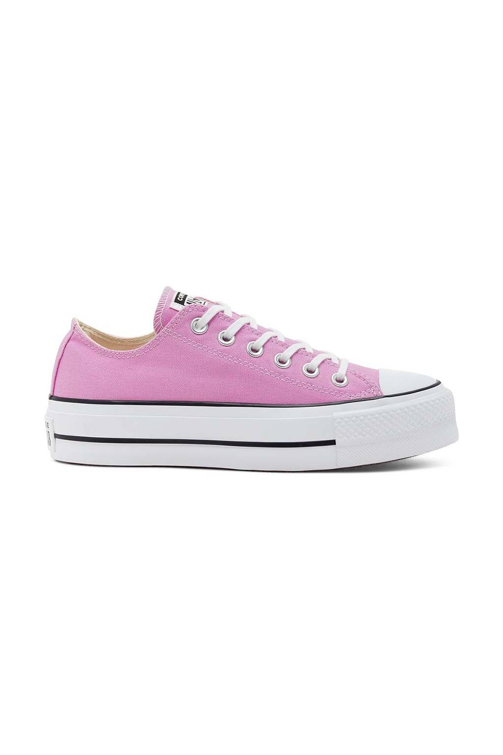 Chuck Taylor All Star Lift Pink 566756C