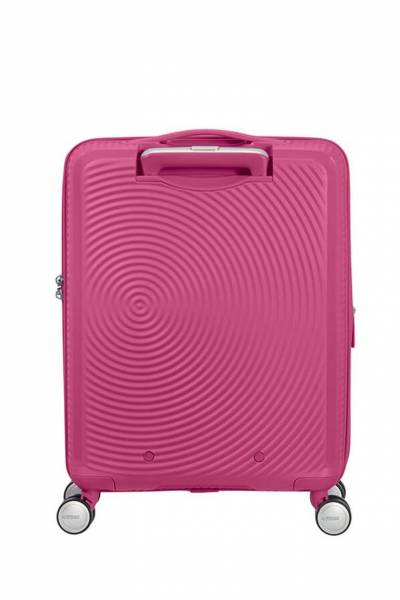 American Tourister Soundbox spinner magenta