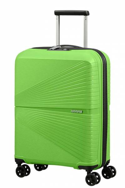 American Tourister airconic Spinner Acid Green 4 ruedas