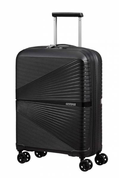 American Tourister airconic Spinner Onyx Black  4 ruedas