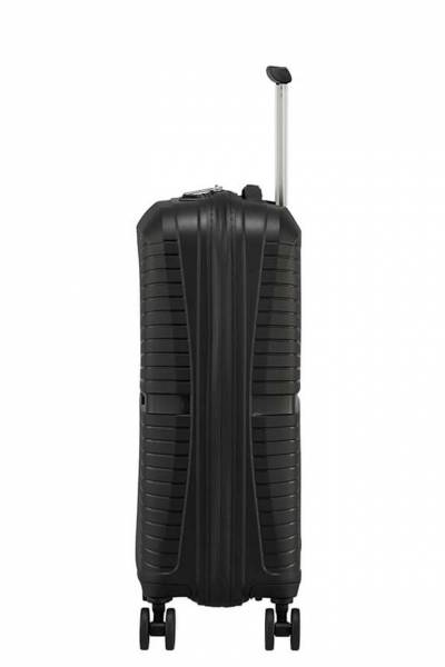 American Tourister airconic Spinner Onyx Black 4 ruedas