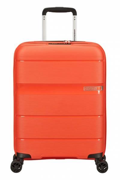 American Tourister linex spinner orange