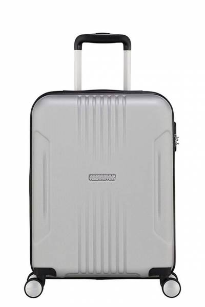 American Tourister Tracklite Spinner silver