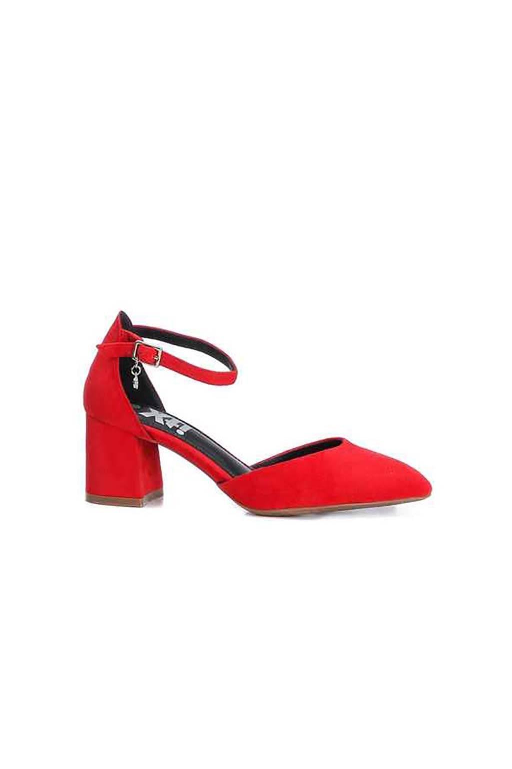 Zapato Xti 35182 rojo