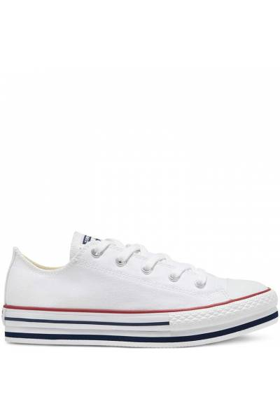 Converse Everyday Platform Chuck Taylor All Star Low Top 668028c