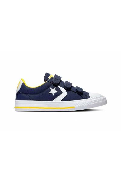 Converse Star Player 3V OX Obsidian/Amarillo/White 666952C