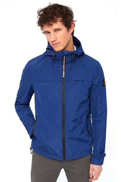 Ecoalf Dalven Nautic Jacket Royal Blue
