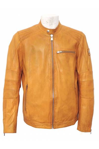 Milestone Orlando 66 leather  jacket