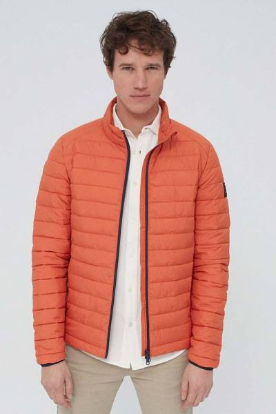 Chaqueta Ecoalf  Beret Orange