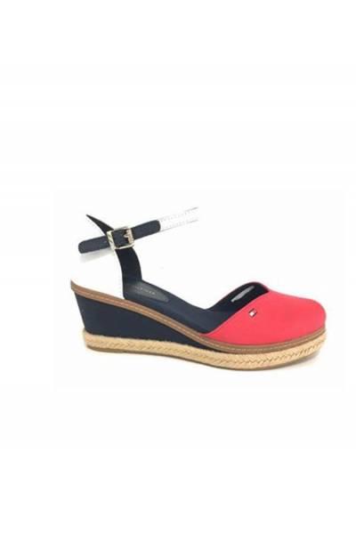 Tommy Hilfiger sandal 4787 okp basic closed toe mid hedge