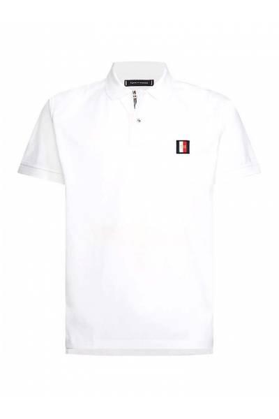 Tommy hilfiger polo icon mini badge regular mw0mw13077