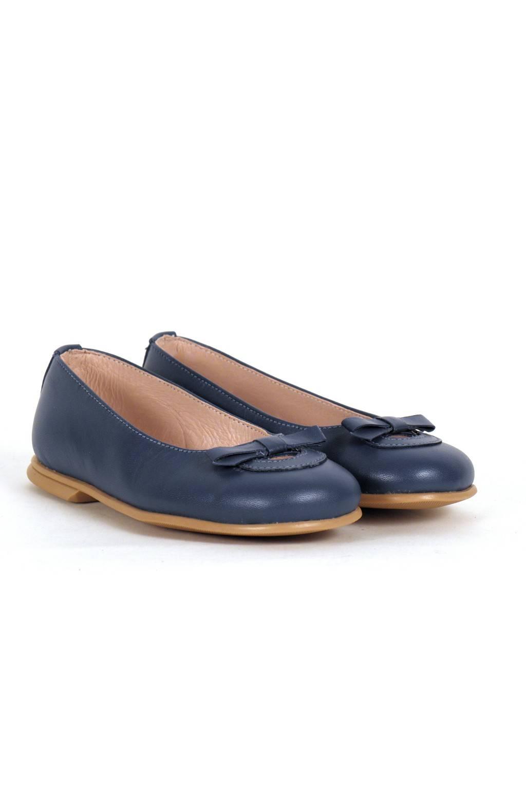 Zapato piel infantil