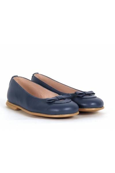 Zapato Infantil De Piel 1199