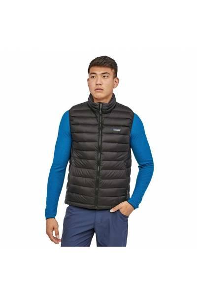 Patagonia Men's Down Sweater Vest 84622 blk