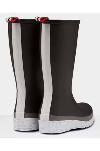 Hunter Play Tall Speckle sole boot OYM WFT2079RMA