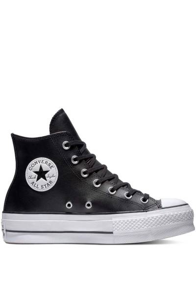 Converse All Star Chuck Taylor Platform Leather High Top 561675c 001