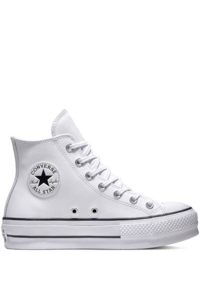 Converse All Star Chuck Taylor Platform Leather High Top 561676c 102