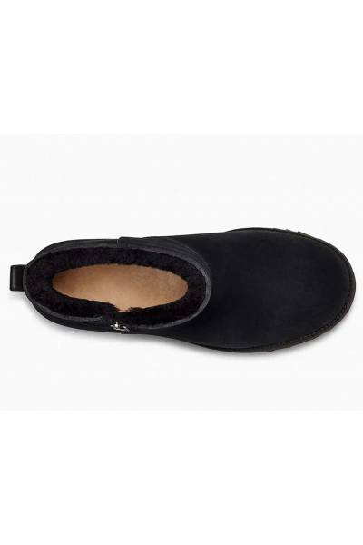 Ugg classic femme zip mini 1117535 black