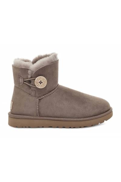 Ugg mini bailey button II 1016422 caribou