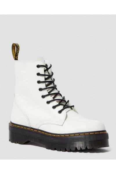 DrMartens Quad Retro Jadon White 15265100