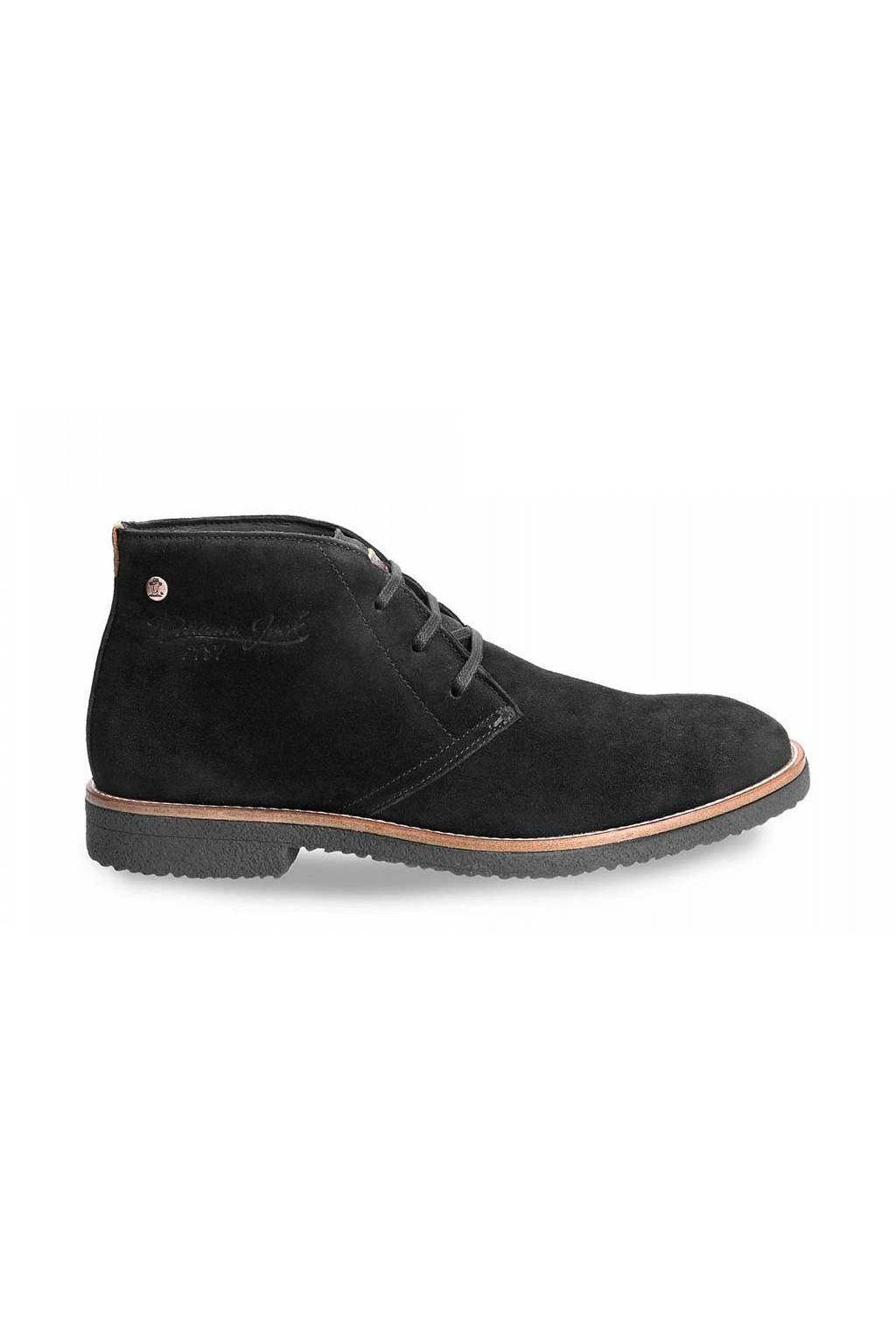 Panama Jack Gunter C15 Velour Black