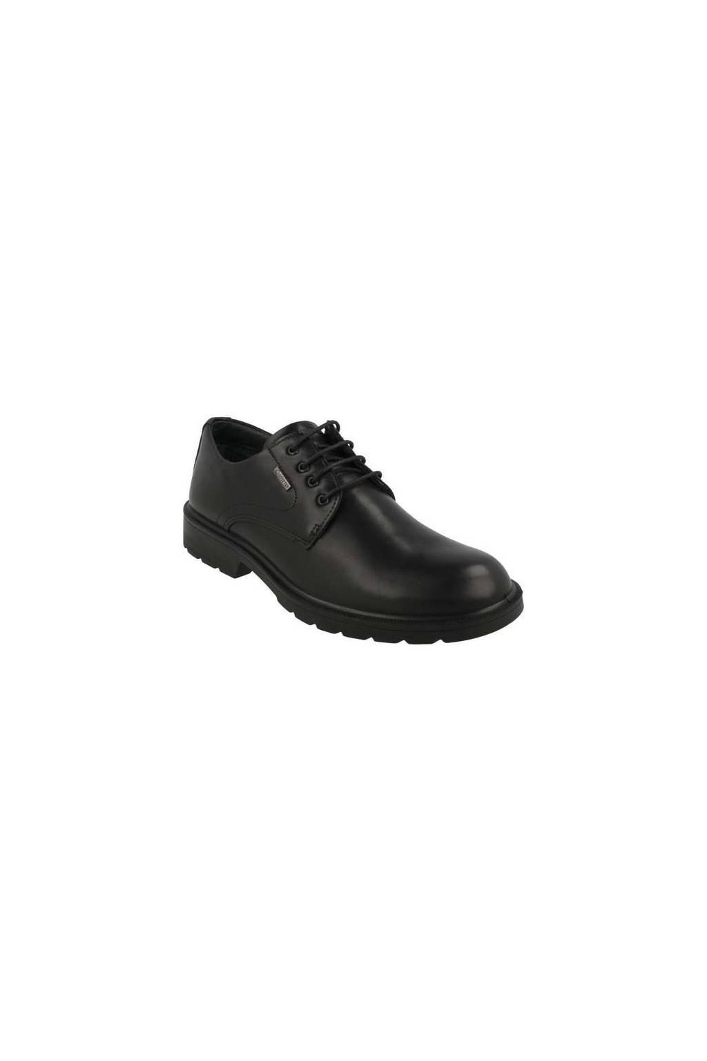 Zapato igi&co  6102500 negro  goretex