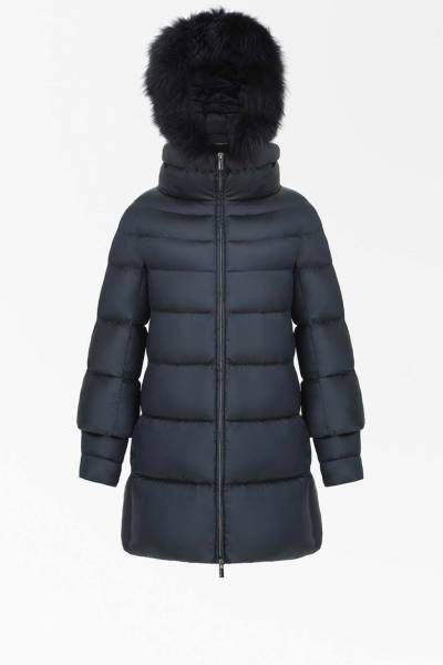 hetrego abrigo hanna azul