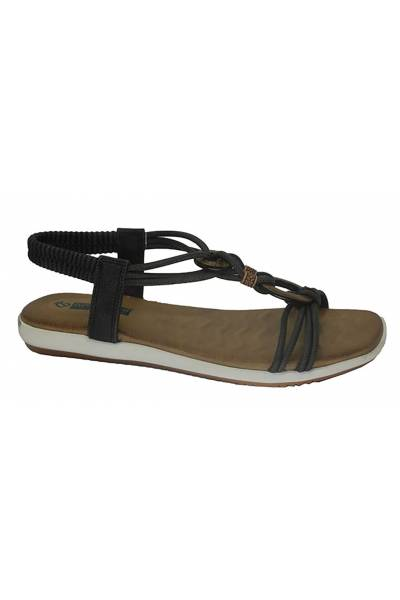 Amarpies Sandal 19155 Black