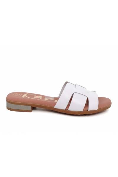 Sandalia Karralli 4815 Blanco