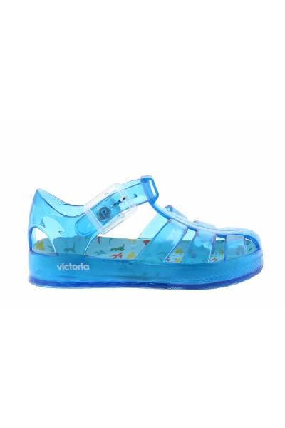 sandalia  Victoria 368100 azul