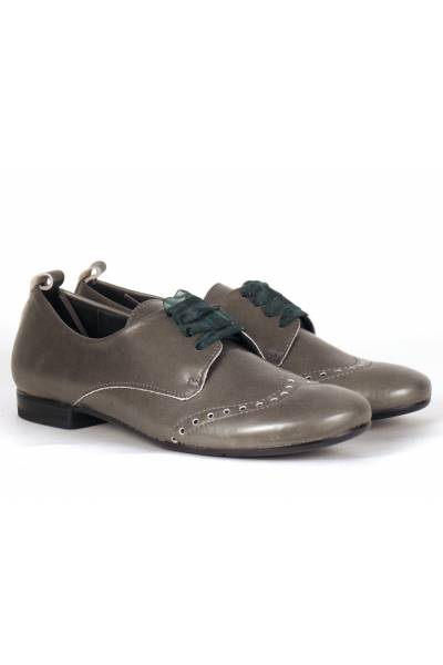 Zapato Piel Estilo Ingl
