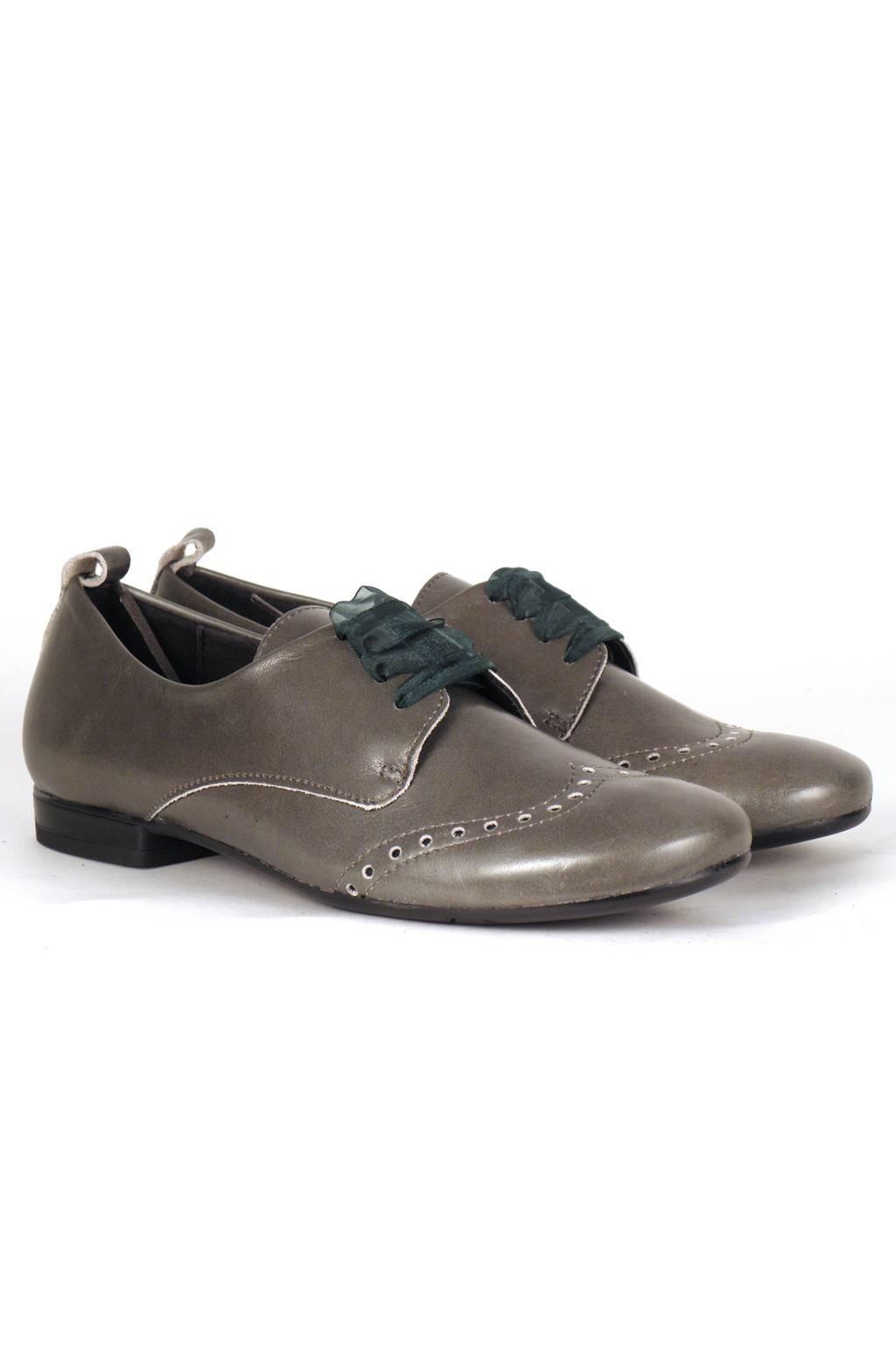 Zapato piel estilo inglés