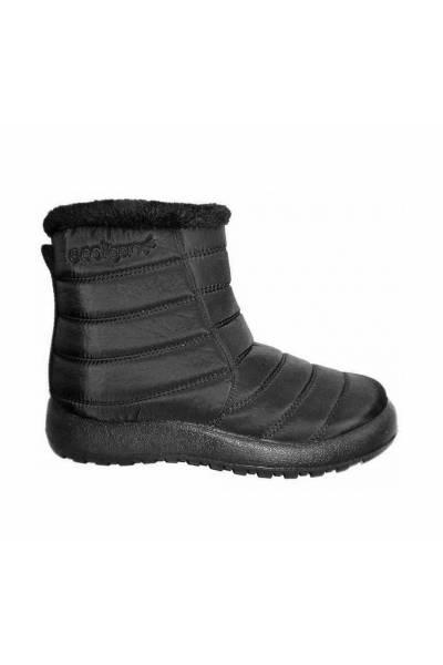 Filomena Black Ecolight Boot