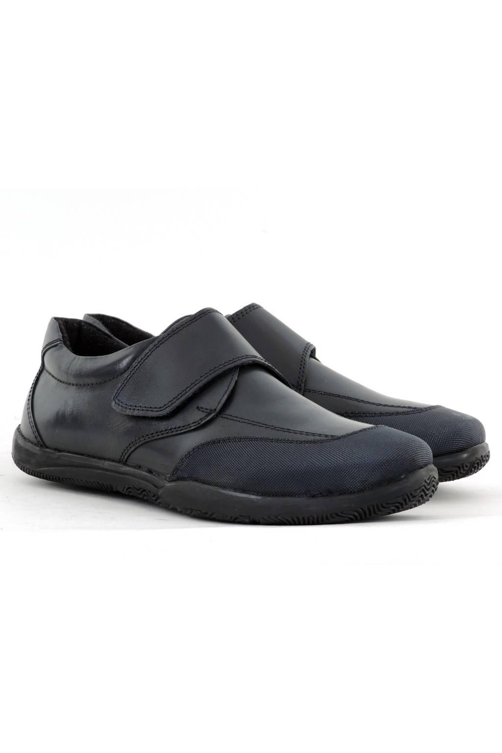 Zapato piel colegial