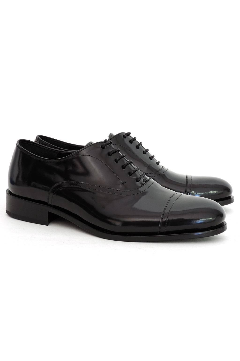 Zapato piel nueva horma italiana
