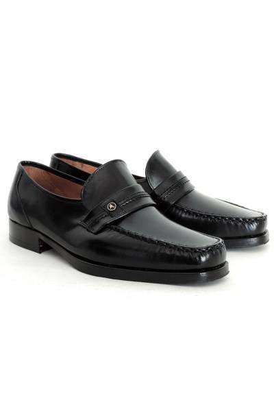 Zapato piel ancho especial