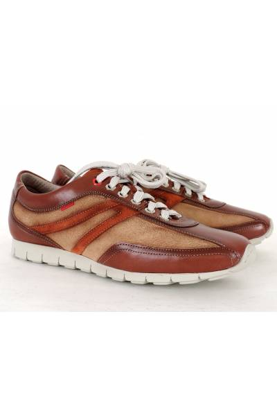 Zapato Piel Estilo Deportivo 2205