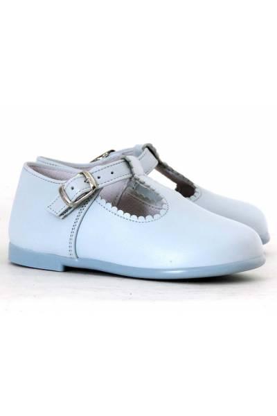 Zapato Infantil De Piel 2627