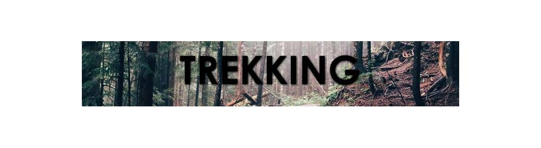 Calzado trekking para mujer