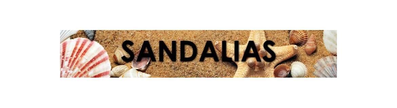 Sandálias homem