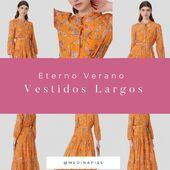 🌞#veranoeternomedinapiel #vestido largo de algodón estampado 159,99€ (-20%= 127,99€) #envíogratuíto 📞947190770 www.medinapiel.es