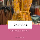 #Verano #vestidos #veranoeterno #tiendafísica #medinadepomar 📞947190770 www.medinapiel.es