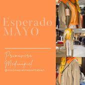 🧡Mayo nos inspira luz, sol y energía🧡#primavera #modaconsciente #tiendafísica sólo en #medinadepomar #desde1983🧡whatsapp682157789 📞947190770 🧡