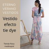 #vestido #tiedye multicolor 69,99€ #sóloentiendafísicamedinapiel 📞947190770 📲682157789