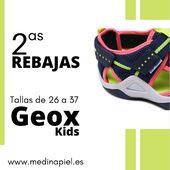 🌞🐶🐱#veranoeterno  #junior #infantil #geox #waterfriendlysandals en www.medinapiel.es 🐱🐶🌞