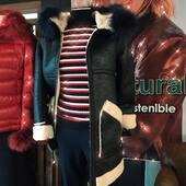 🖤DICHI también mañana 20% #cybermonday #abrigo efecto pielvuelta 390€(-20%=312€) en www.medinapiel.es y #tiendafísica #medinadepomar 📞947190770 📲682157789