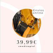 🌞#bolsos #complementos #calzado #moda todo en un cómodo espacio #paratodalafamilia #medinapielmesientabien 🌞